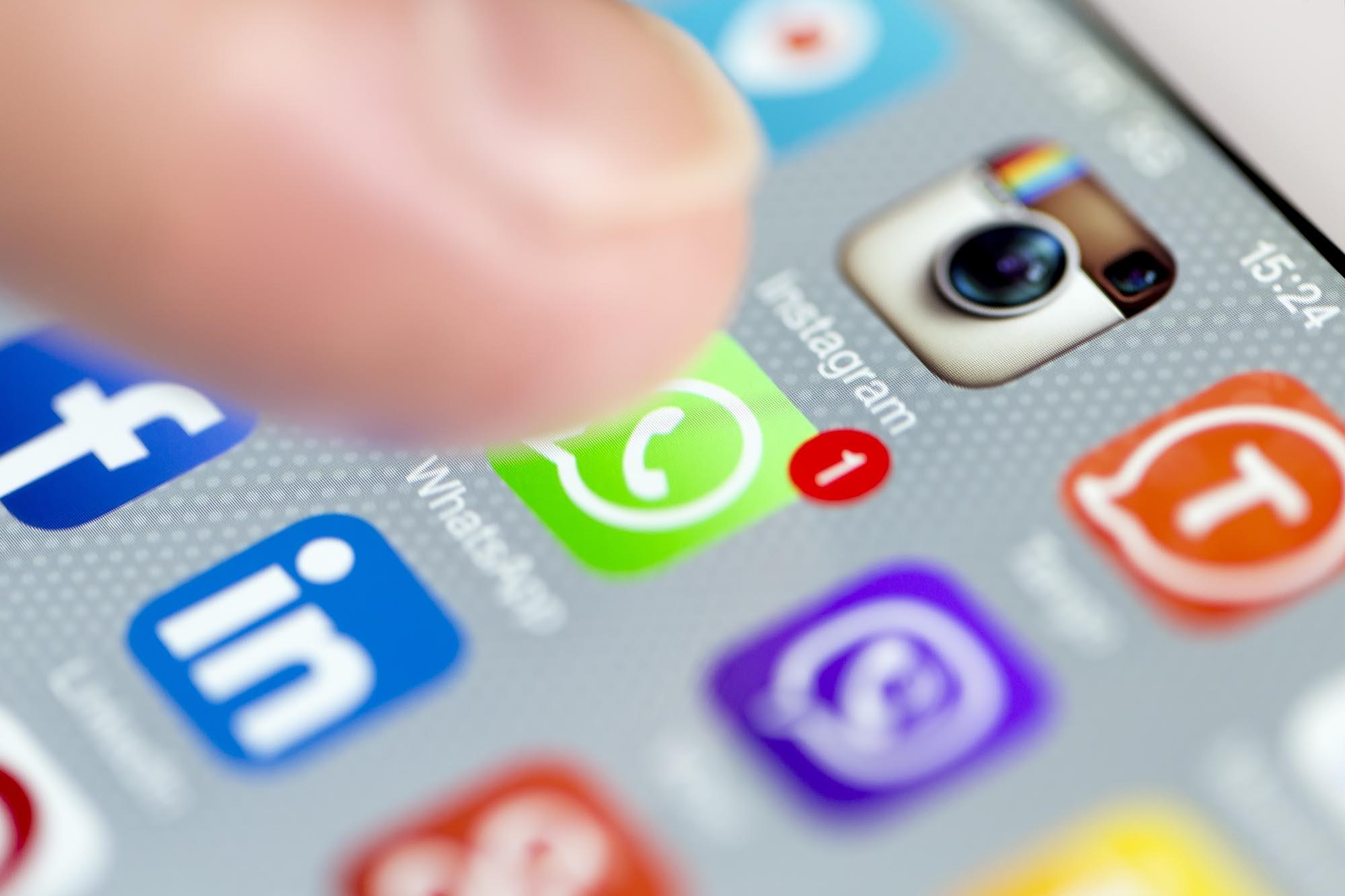 Nieuw telefoonnummer voor de verkoop app